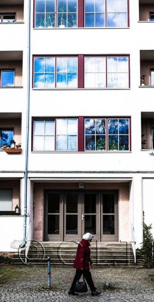 EAST BERLIN DAY