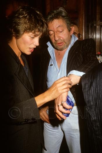 FOC KAN© Serge Gainsbourg-Birkin