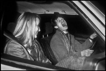 Mike Jagger et Jerry Hall 005