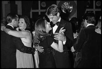 Harrison Ford et Carrie Fisher 001