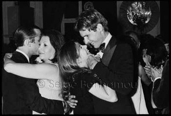 Harrison Ford et Carrie Fisher 002
